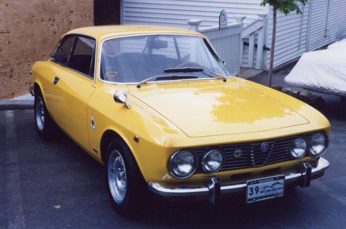 Alfa Romeo GTV #2