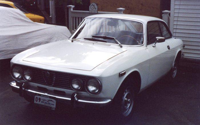 Alfa Romeo GTV #1