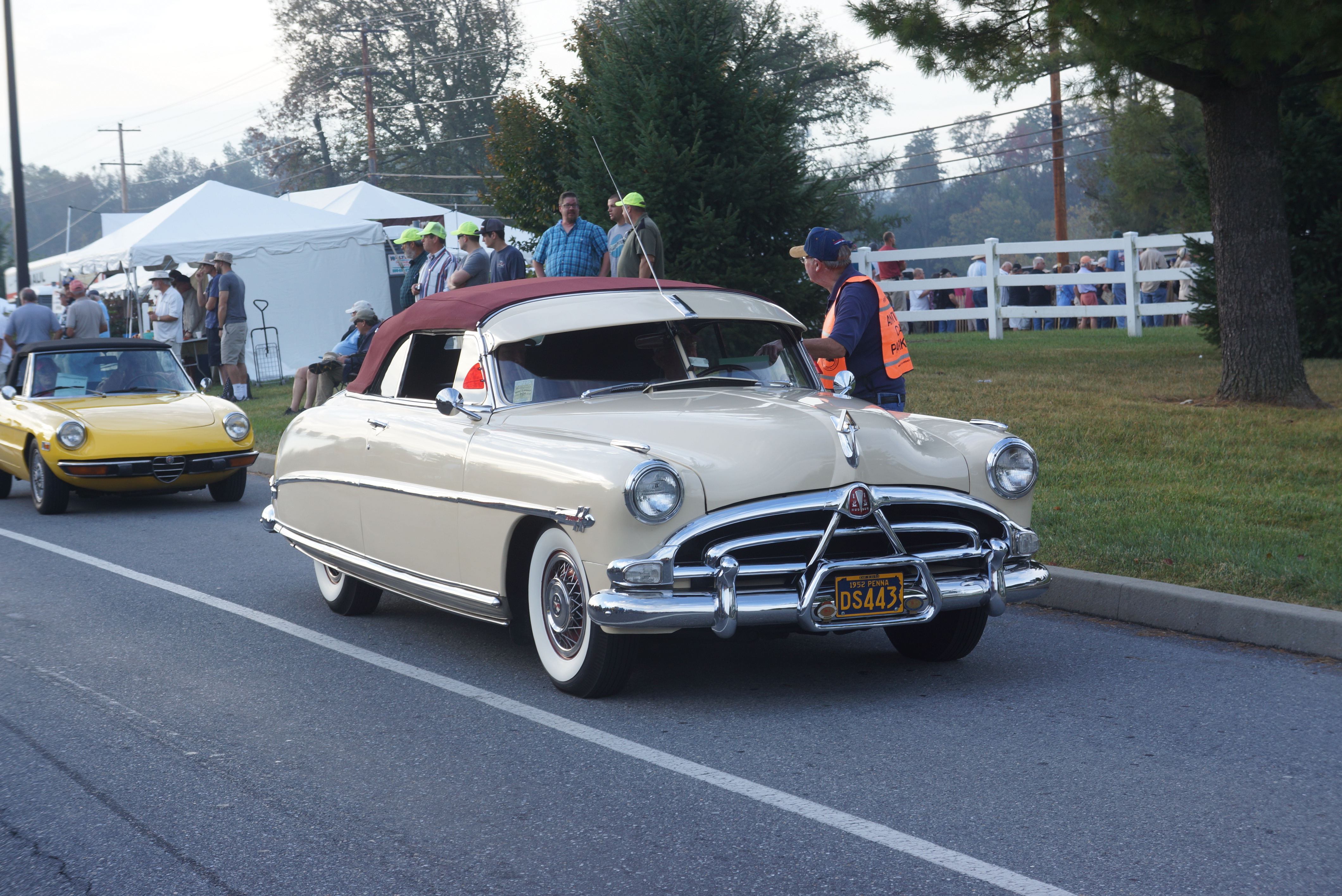AACA Fall Hershey Part The Saturday Car Show Richardscarblog - Hershey car show schedule